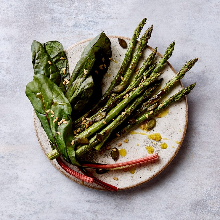 Asparagus-Red chard-seeds